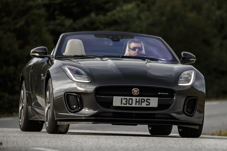 'Nieuwe motoraanduidingen Jaguar Land Rover'