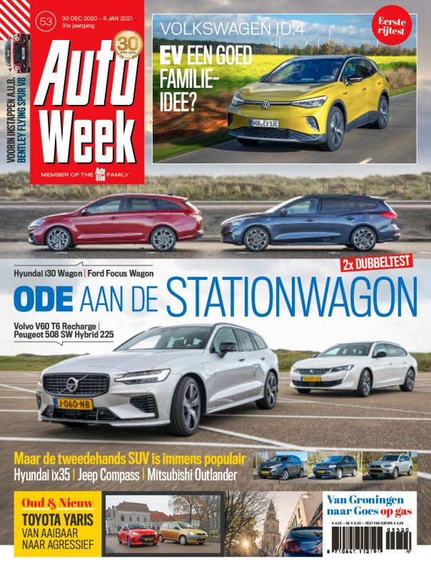 AutoWeek 53 2020