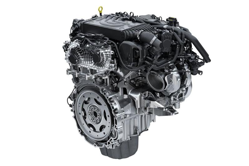 Jaguar Land Rover ingenium zes-in-lijn