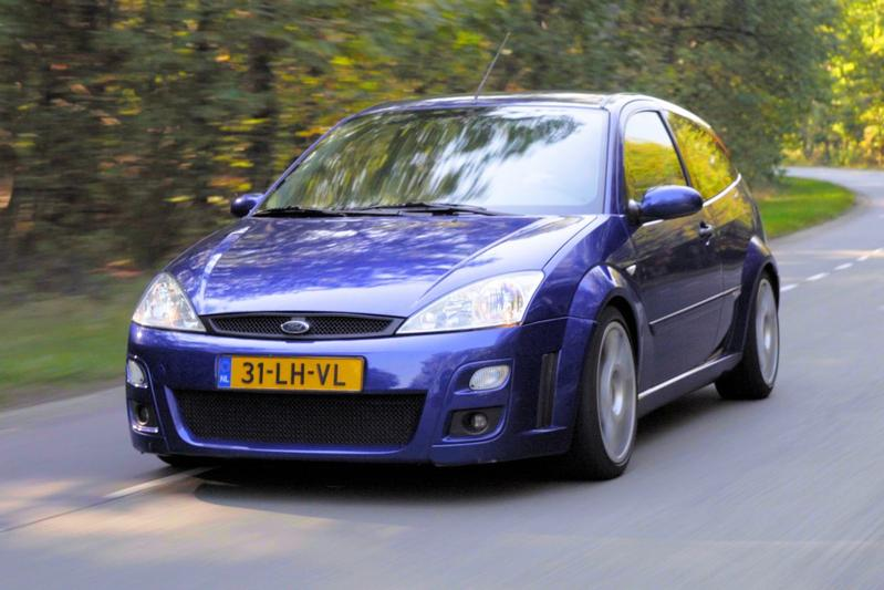 Ford Focus RS - 2003 – 337.984 km - Klokje Rond
