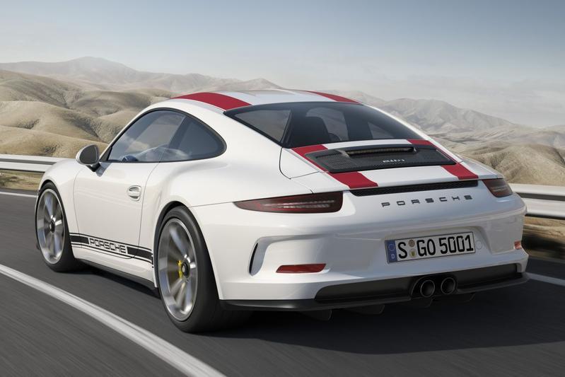 'Puristische Porsche 911 op komst'