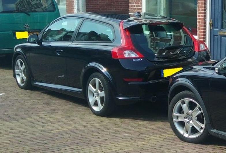 Volvo C30 D2 DRIVe StartStop R-Edition (2012)