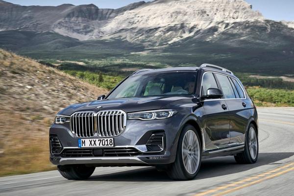 Prijzen BMW X7 bekend
