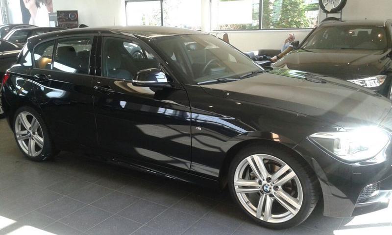 BMW 116i Executive (2014) #2