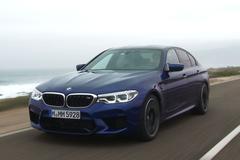 BMW M5 - Rij-impressie