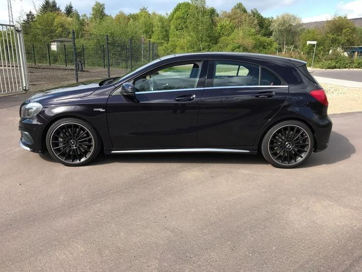 Mercedes-Benz A 45 AMG 4MATIC (2014)