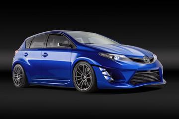 Scion iM: dikke Toyota Auris voor de VS