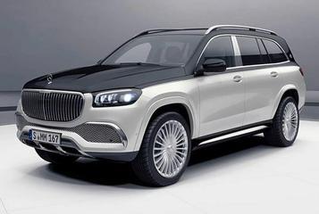 Gelekt: Mercedes-Maybach GLS