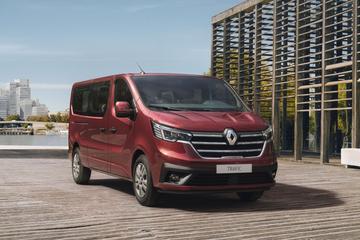 Dít is de vernieuwde Renault Trafic
