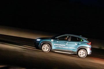 Hyundai Kona Electric: tot 1.026 kilometer actieradius