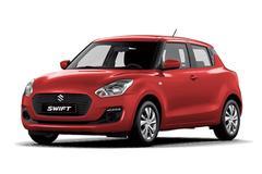 Back to Basics: Suzuki Swift