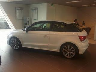 Audi A1 1.2 TFSI Pro Line S (2013)