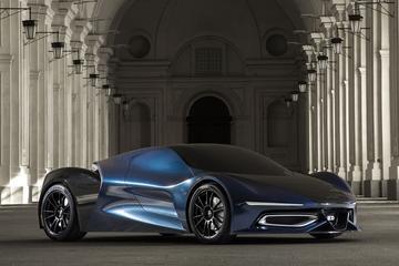 IED Syrma: toekomst van de supercar
