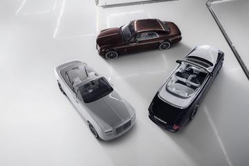 Afscheid: Rolls-Royce Phantom Zenith Collection