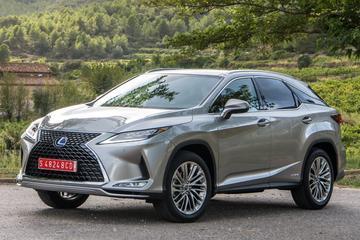 Facelift Friday: Lexus RX