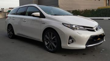 Toyota Auris Touring Sports 1.8 Hybrid Lease Plus NL (2014)