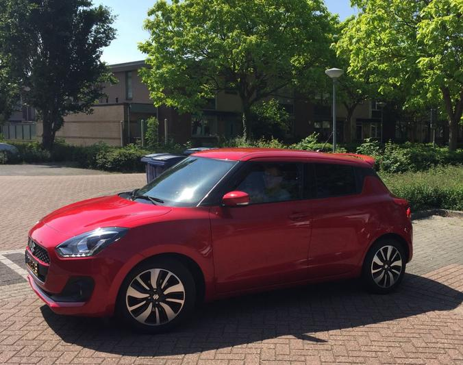 Suzuki Swift 1.0 Boosterjet Smart Hybrid Stijl (2017)