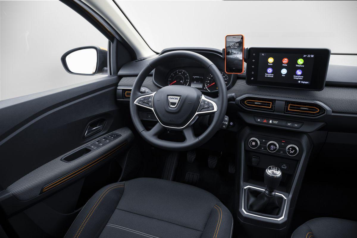 Dacia Sandero en Logan