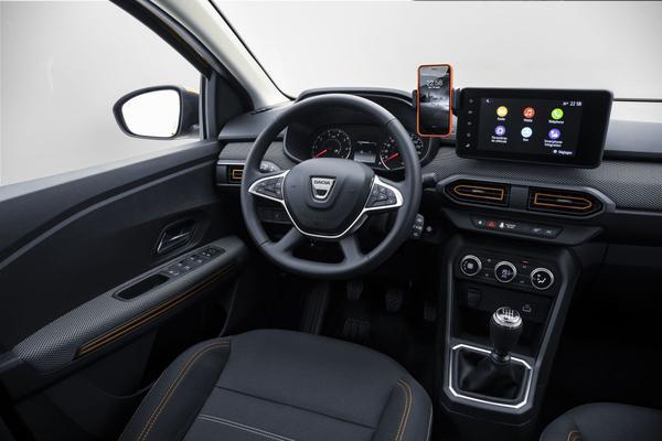 Dacia Sandero in Logan