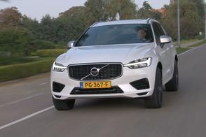 Volvo XC60 T8 - Rij-impressie