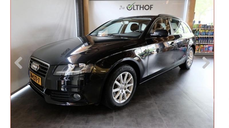 Audi A4 Avant 1.8 TFSI 120pk (2010)