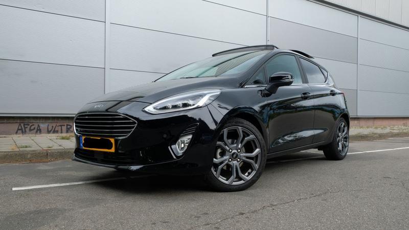 Ford Fiesta 1.0 EcoBoost 100pk Titanium (2019)