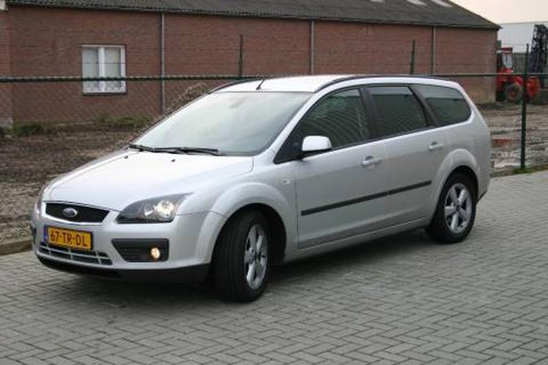Ford Focus Wagon 1.6 TDCi 90pk Futura (2007)