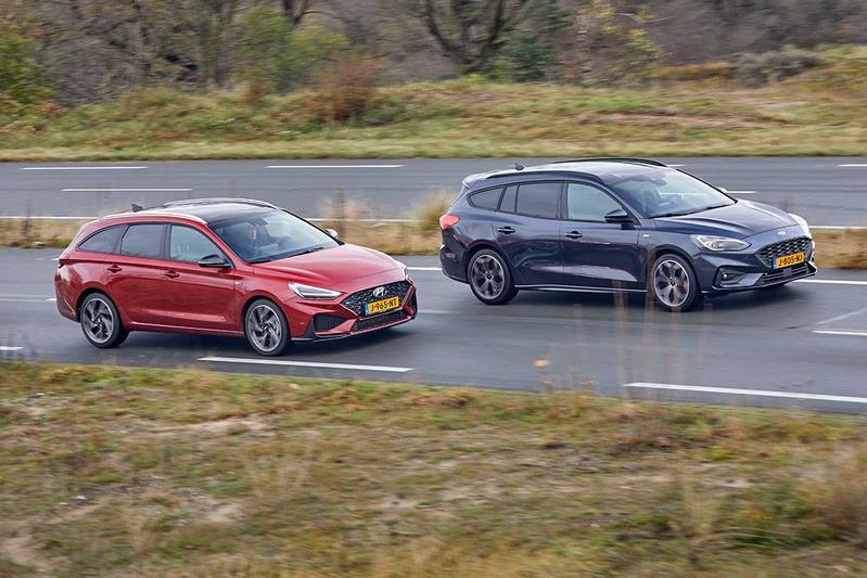 Test: Ford Focus vs. Hyundai i30