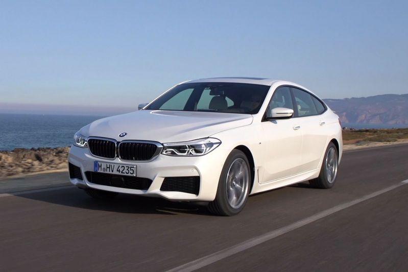 BMW 6-serie GT- Rij-impressie