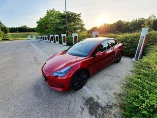 Tesla Model 3 Long Range AWD (2021)