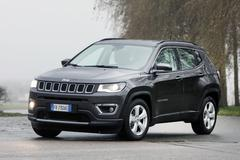 Jeep Compass 1.6 MultiJet Limited 120 pk
