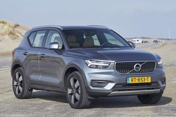 Volvo breidt XC40-productie uit