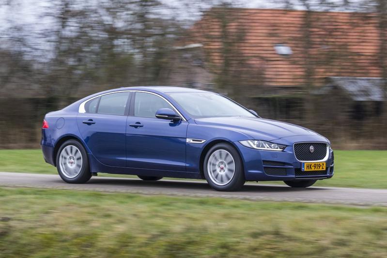 Jaguar diesel occasion tweedehands lease