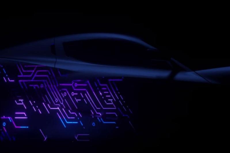 Rimac teaset nieuwe elektrische hypercar