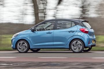 Hyundai i10 - Achteruitkijkspiegel