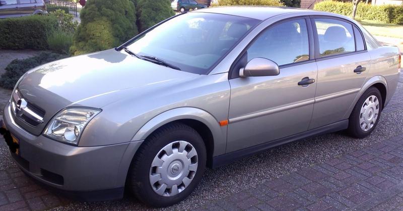 Opel Vectra 1.8-16V (2002)