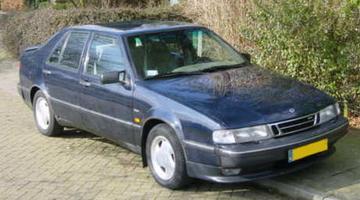 Saab 9000 CSE 2.0i (1993)