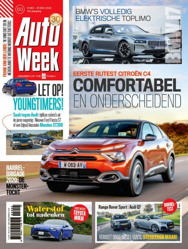 AutoWeek 50 2020