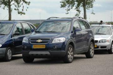 Chevrolet Captiva 2.0 VCDI 150pk Executive (2007)