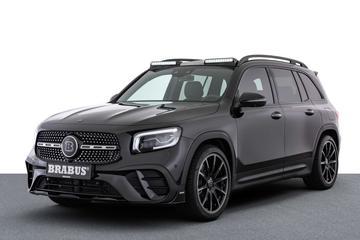 Extra kracht voor Mercedes-Benz GLB