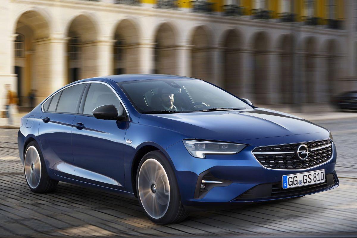 Opel Insignia II Restyling (2019) 3