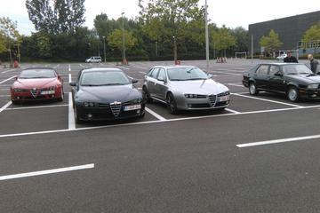 Alfa Romeo 159 Sportwagon 1.9 JTDm 16v Business (2008)