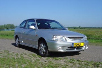 Hyundai Accent 1.5i GS (2001)