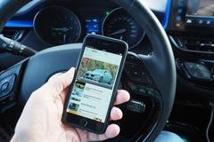 mobiel bellen handsfree smartphone iphone