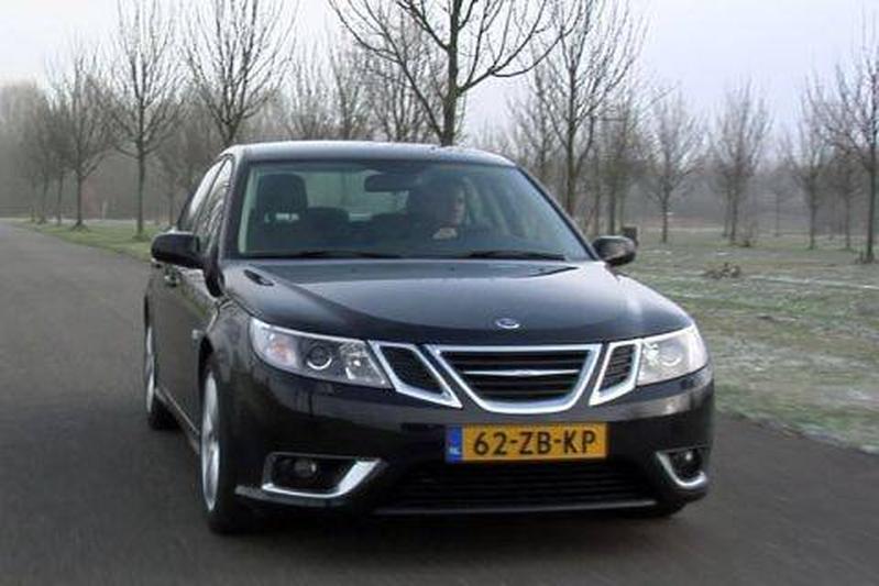 Saab 9-3 Sport Sedan 1.9 TiD 120pk Intro Edition (2008)