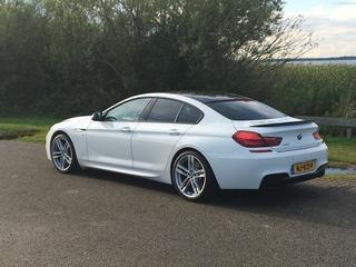 BMW 640d xDrive Gran Coupé High Executive (2013)