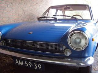 Fiat 124 Sport Coupe (1969)