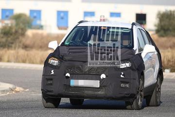 Kleine facelift voor Opel Mokka op komst
