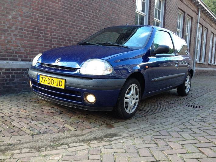 Renault Clio RT 1.2 (1999)