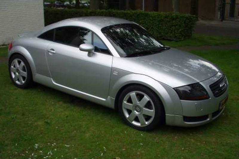Audi TT Coupé 1.8 5V Turbo quattro 225pk (1999)